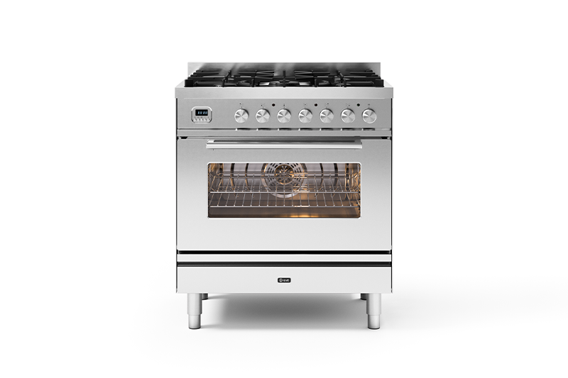 Ilve 80cm Roma Cookers