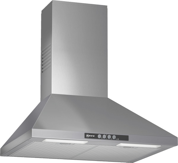 Neff 60cm Wide Chimney Hoods