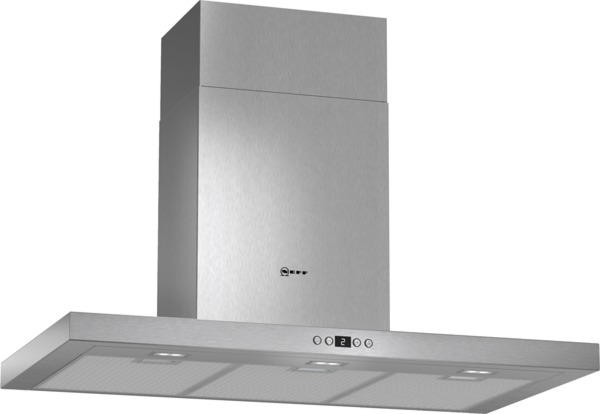 Neff 90cm Wide Chimney Hoods