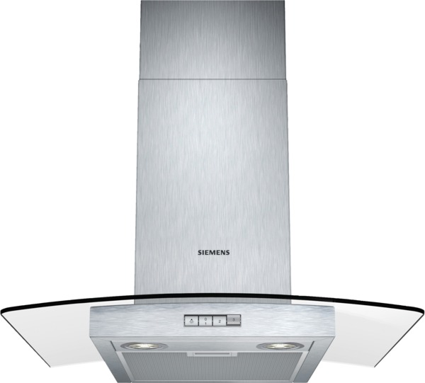 Siemens 60cm Wide Chimney Hoods