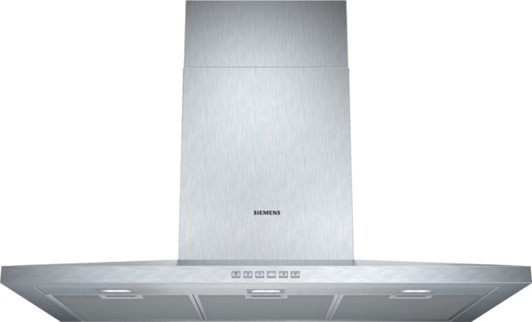 Siemens 90cm Wide Chimney Hoods