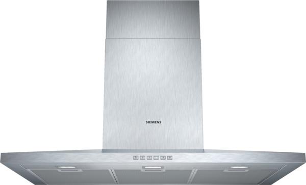 Siemens 90cm Wide Chimney Hoods