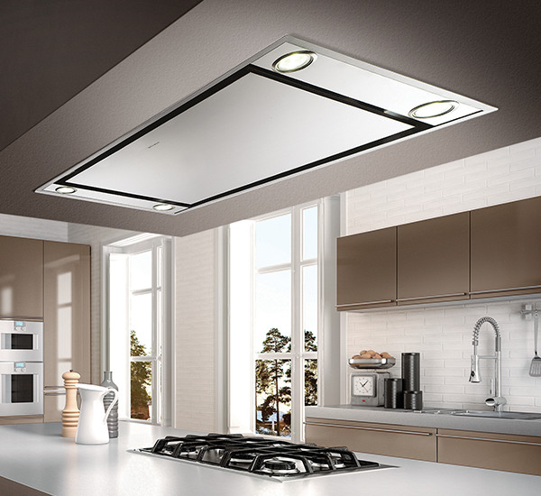 Faber Ceiling Hoods
