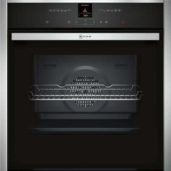 Neff B17CR32N1B Single Oven - N70 Series