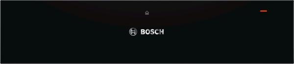 Bosch BIC630NB1B 14cm Warming Drawer in Black