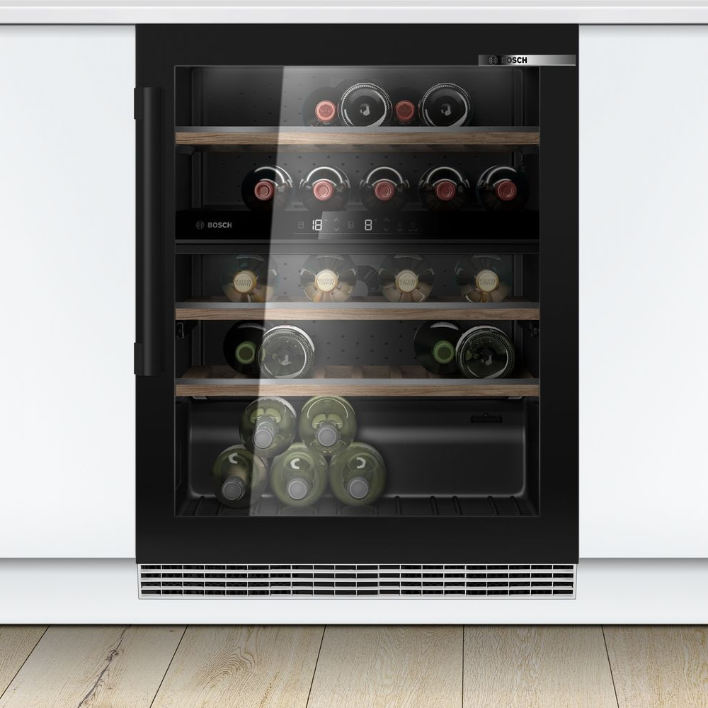 Bosch KUW21AHG0G 60cm wide Wine Cooler