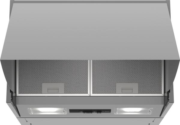 Bosch DEM66AC00B 60cm wide integrated cooker hood