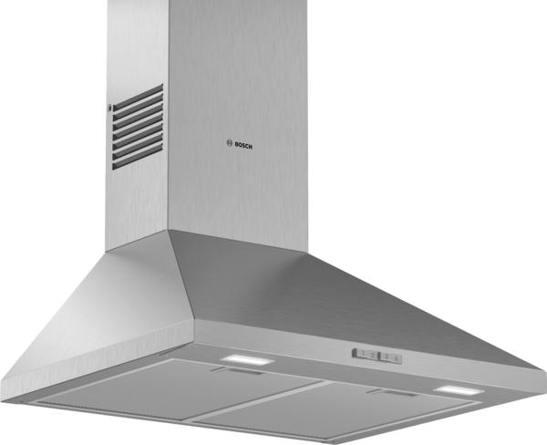 Bosch DWP64BC50B 60cm wide chimney hood
