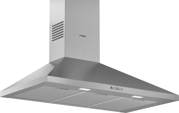 Bosch DWP94BC50B 90cm wide chimney hood