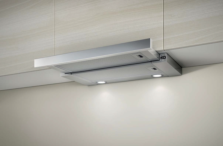 Elica ELITE26-60 60cm Telescopic Cooker Hood