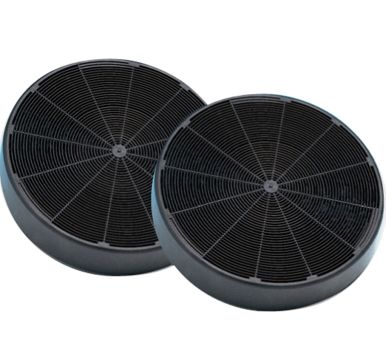 Faber FHP8 High Performance Charcoal Filters - (Pair) model 112.0158.127