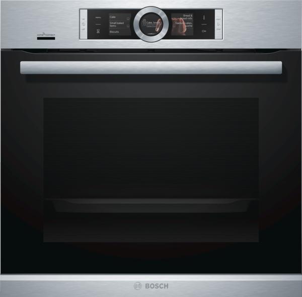 Bosch HBG6764S6B Pyrolytic self clean oven