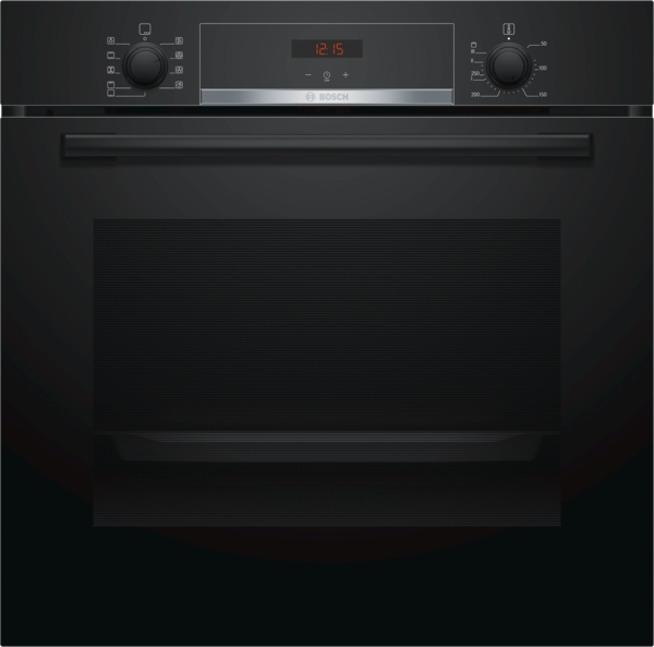 Bosch HBS534BB0B Single oven in black