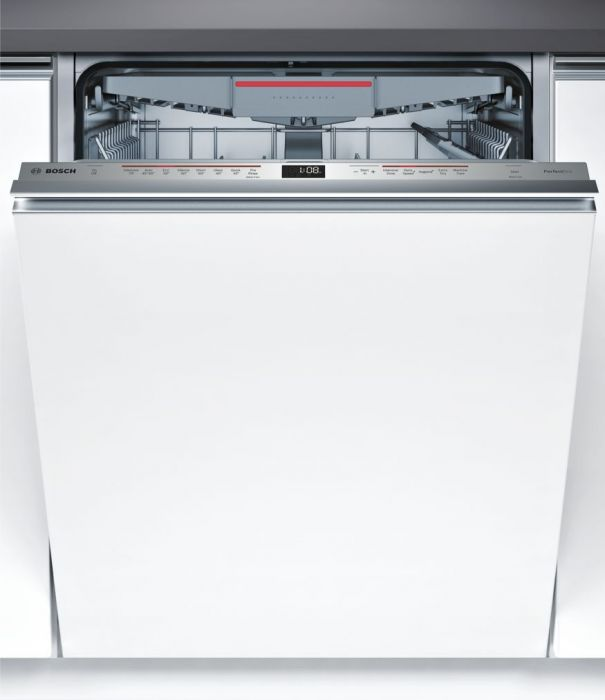 Bosch SMV6ZCX01G Fully Integrated Dishwasher - Serie 6