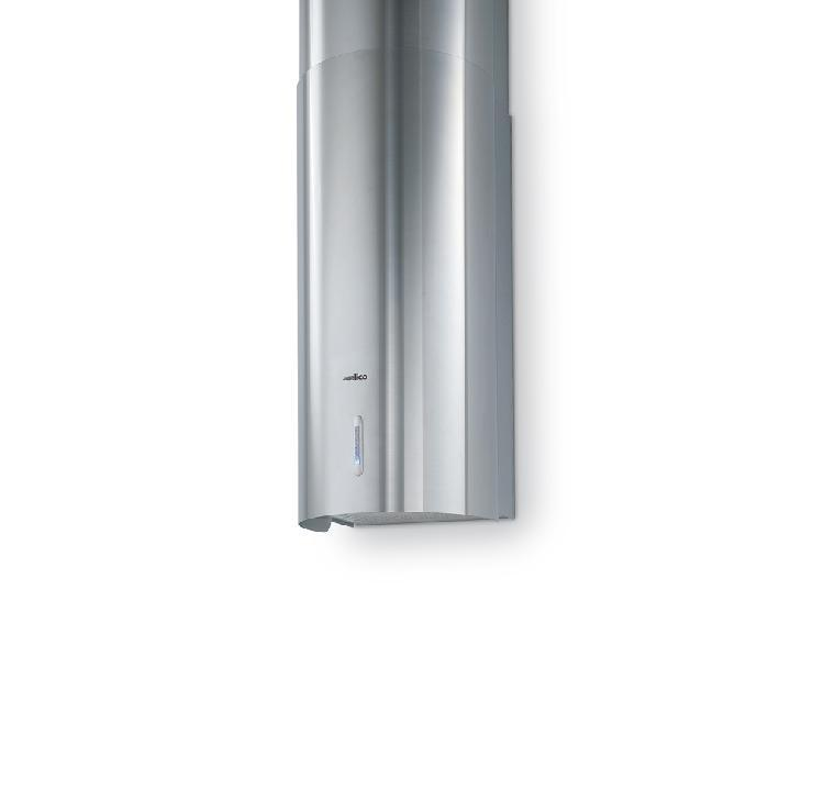 Elica STONE Wall Mounted Stainless Steel Cooker Hood