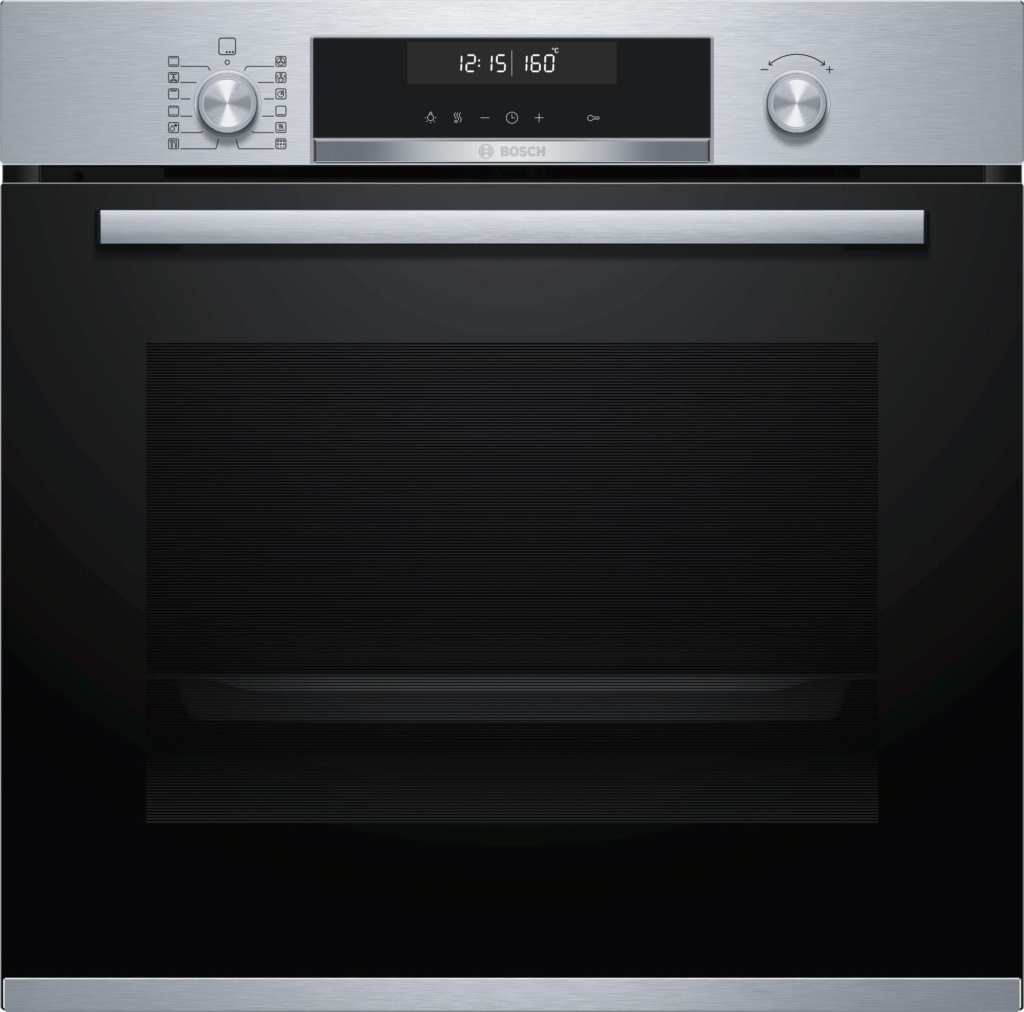 Bosch HBA5780S6B Single Pyrolytic Self Clean Oven