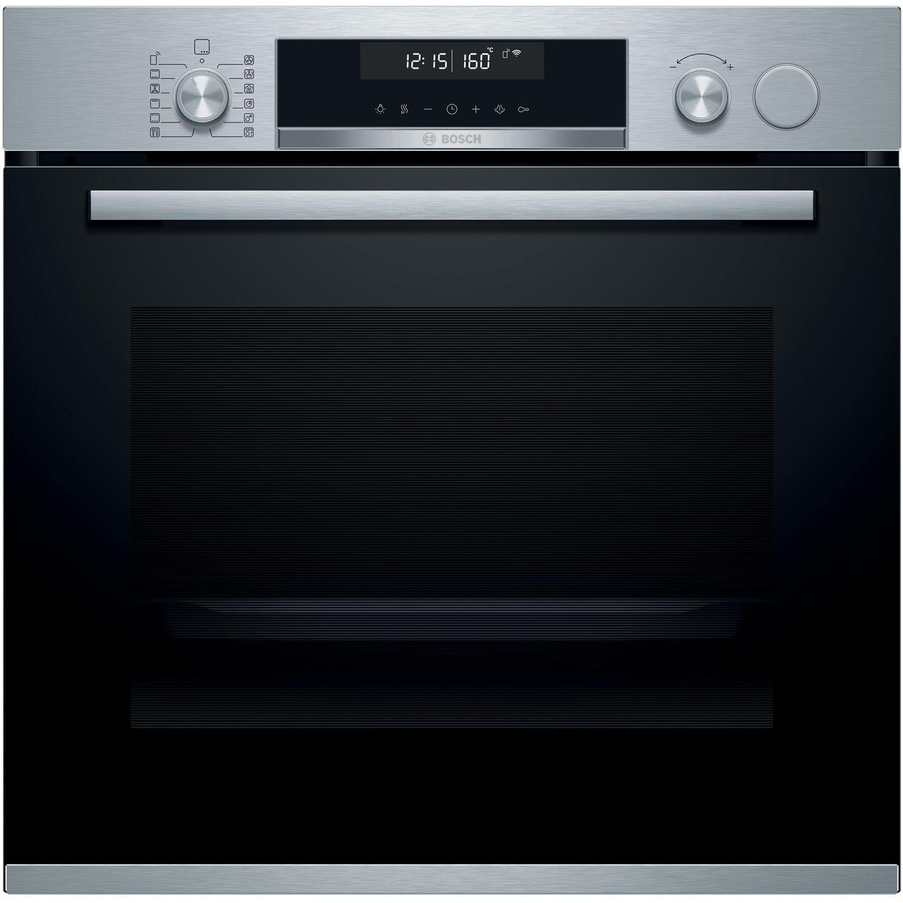 Bosch HBG5785S6B Single Pyrolytic Self Clean Oven
