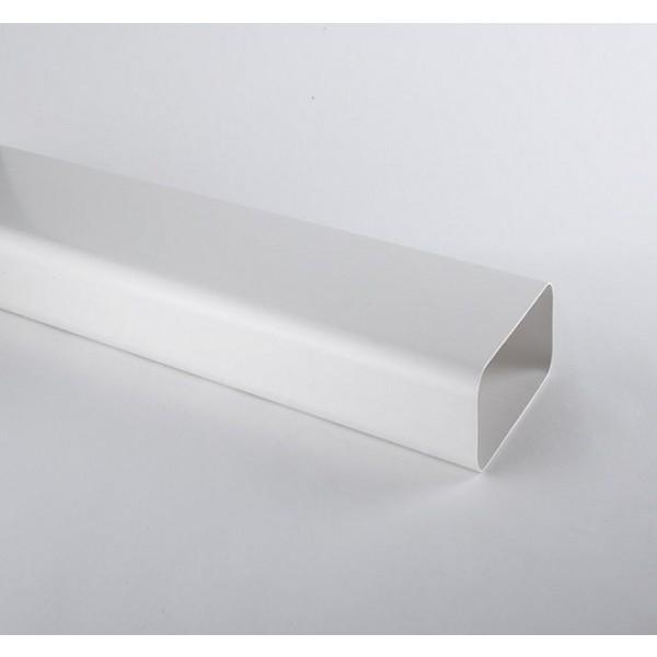 Elica KIT0120991 Nikolatesla DO ducting rectangular 1000mm 222x89