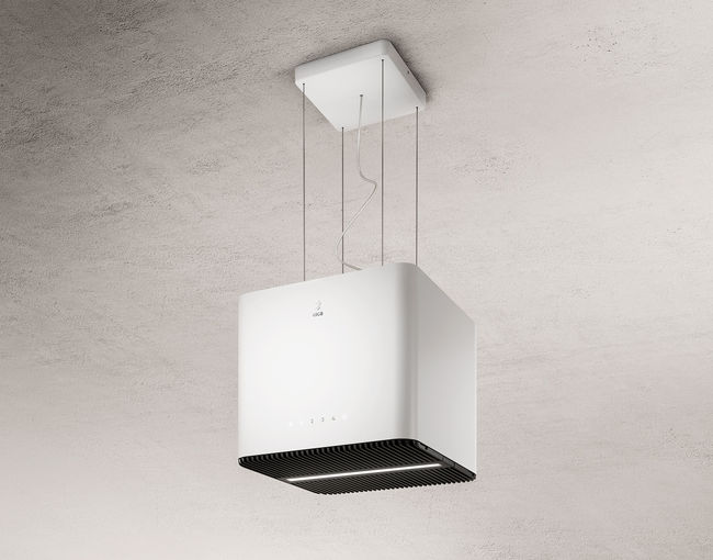 Elica PIX-WH pendant ceiling hood in White