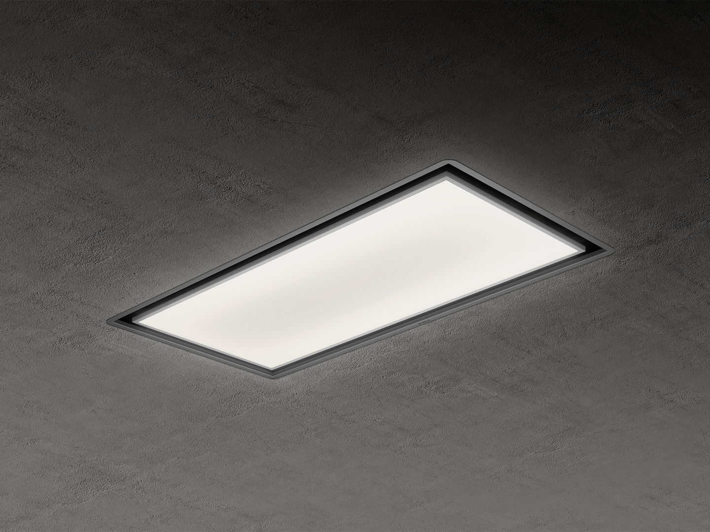 Elica SKYDOME-RM Ceiling hood for use with Separate motor
