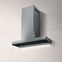 Elica HAIKU-90-SS 90cm wide wall mounted cooker hood in Stainless Steel