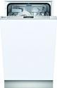 Neff S875HKX20G Slimline fully integrated dishwasher