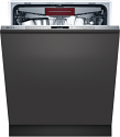 Neff S355HVX15G Fully Integrated Dishwasher with top cutlery tray