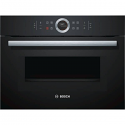 Bosch CMG633BB1B Compact oven with Microwave in Black