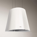 Elica JUNO-WH Ceiling Mounted Island Hood in White