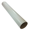 AA-DUCT001 - 150mm / 6 inch Rigid Plastic ducting pipe - 1 metre length