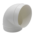 """AA-DUCT003 - 150mm / 6"""" 90 Degree Elbow"""