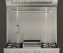 ILVE AP4 Back Panel for Range Cookers