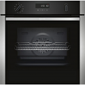 Neff B2ACH7HH0B Pyrolytic Oven with drop down door - N50 Series