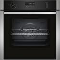 Neff B5ACH7AH0B Slide & Hide Pyro Oven - N50 Series