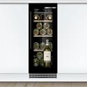 Bosch KUW20VHF0G 30cm wide wine cooler
