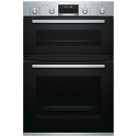 Bosch MBA5785S0B Pyrolytic self-cleaning double oven