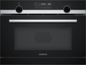 Siemens CP565AGS0B 45cm high Built in Microwave with Steam Function
