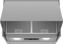 Neff D64MAC1X0B 60cm wide integrated cooker hood