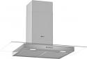 Neff D94GBC0N0B 90cm wide flat glass cooker hood
