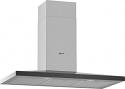 Neff D94QFM1N0B 90cm wide cooker hood