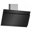 Neff D95IHM1S0B 90cm Angled Glass cooker hood in Black