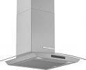 Bosch DWA66DM50B 60cm wide arched glass cooker hood