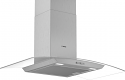 Bosch DWA94BC50B 90cm wide arched glass cooker hood