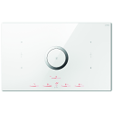 Elica Nikolatesla NT-SWITCH-WH-DO SWITCH venting induction hob in White - Duct Out Version