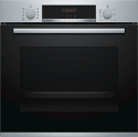 Bosch HBS573BS0B single oven with pyrolytic self cleaning