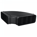 Bosch HEZ9VDSB1 90° flat duct bend horizontal