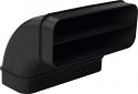 Bosch HEZ9VDSB2 90° flat duct L vertical large radius