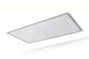 Faber High-Light WH MATT A91 910mm Wide Ceiling Hood in Matt White