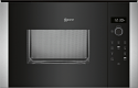 Neff HLAWD53N0B 38cm high Built in Microwave