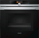 Siemens HM656GNS6B Single oven with Microwave